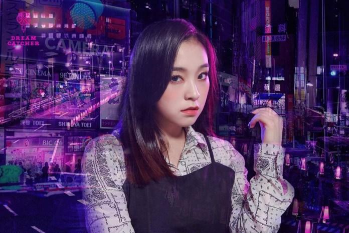 Dreamcatcher Gahyeon 2018