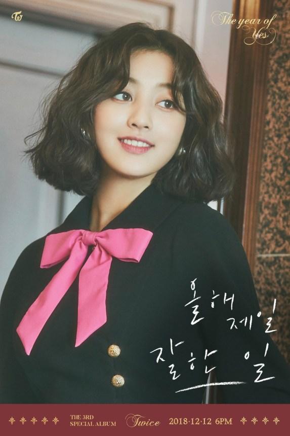 Thành viên Jihyo - Twice