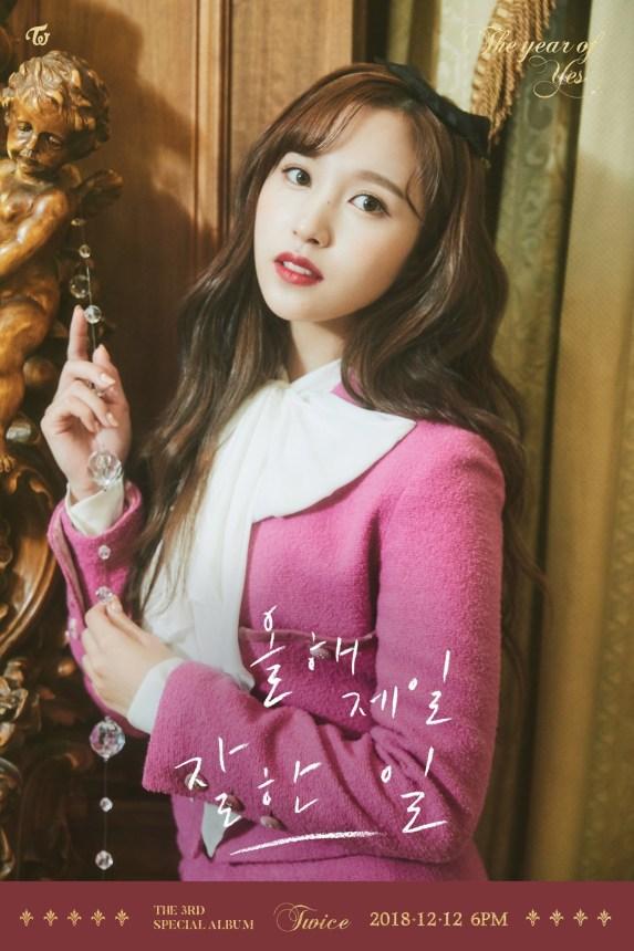 Thành viên Mina - Twice