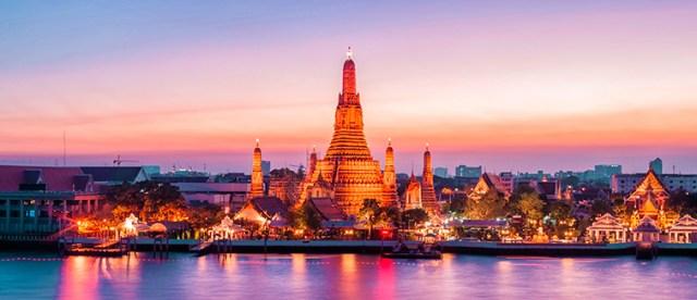 Viajes a Bangkok, Tailandia