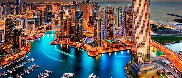 Viajes a Dubai, Emiratos Árabes
