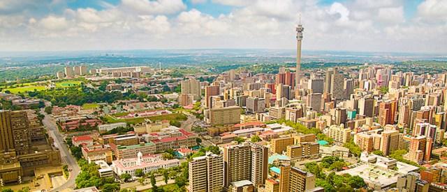 Viajes a Jojanesburgo, Sudáfrica
