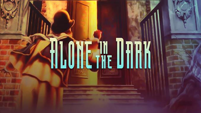 Alone In The Dark (Trilogy)