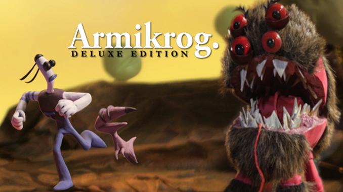 Armikrog: Deluxe Edition