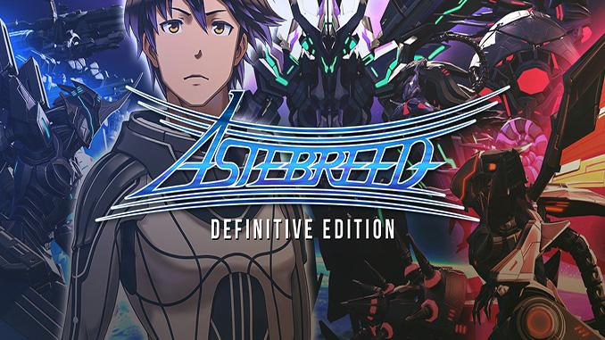 Astebreed Definitive Edition