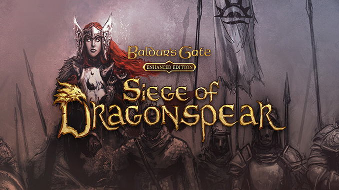 Baldurs Gate: Siege of Dragonspear