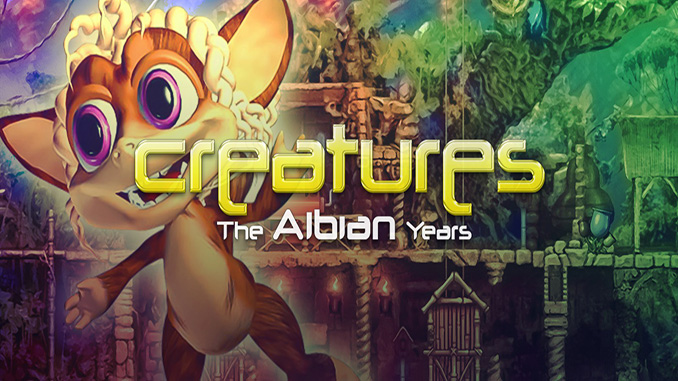 Creatures: The Albian Years