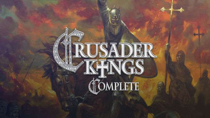 Crusader Kings Complete