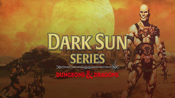 Dungeons & Dragons: Dark Sun Series