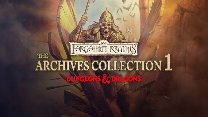 Forgotten Realms: The Archives - Collection One