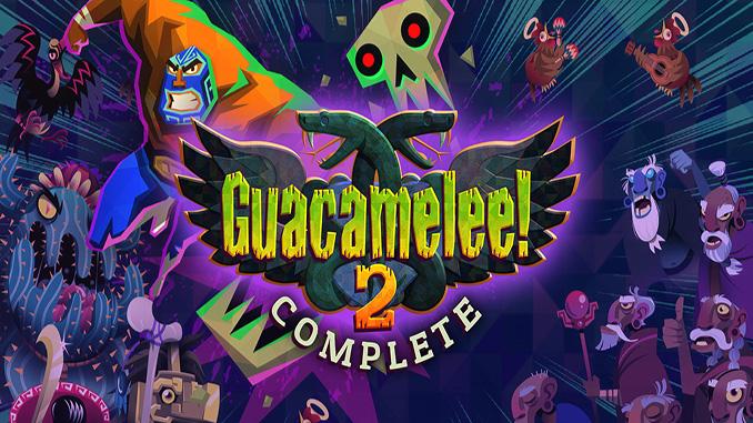 Guacamelee! 2 - Complete