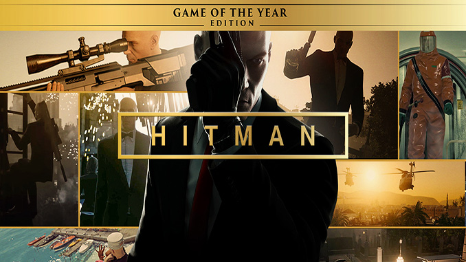HITMAN - Game of The Year Edition