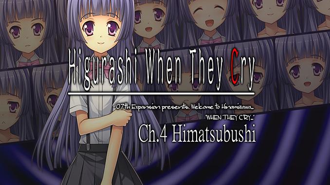 Higurashi When They Cry Hou - Ch.4 Himatsubushi