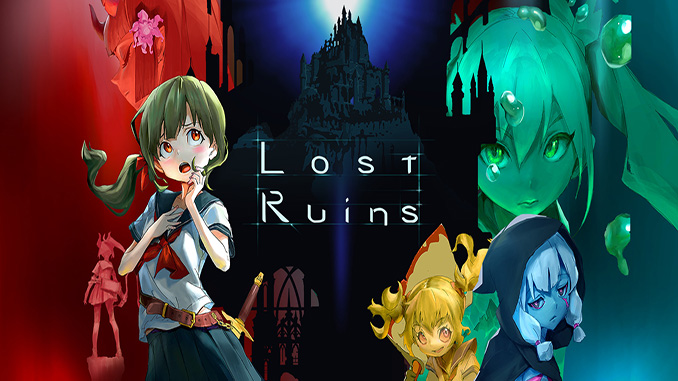 Lost Ruins