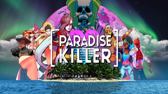 Paradise Killer