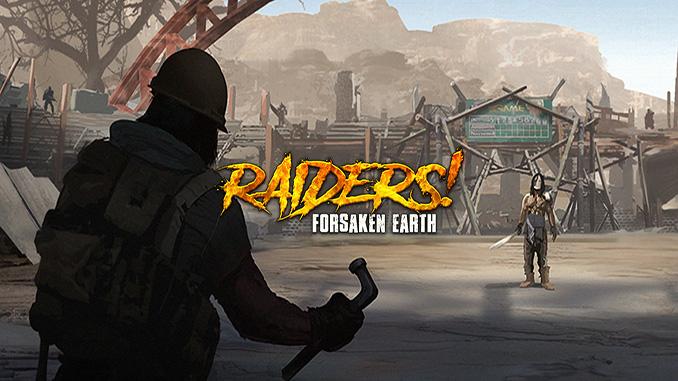 Raiders! Forsaken Earth