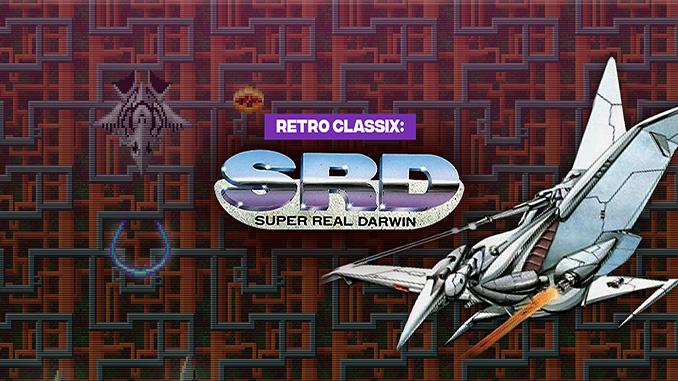 Retro Classix: SRD-Super Real Darwin