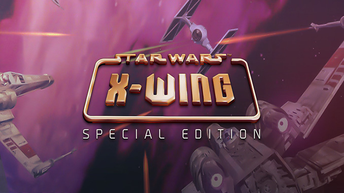 STAR WARS: X-Wing Special Edition