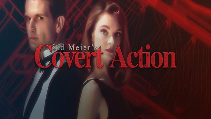 Sid Meier's Covert Action