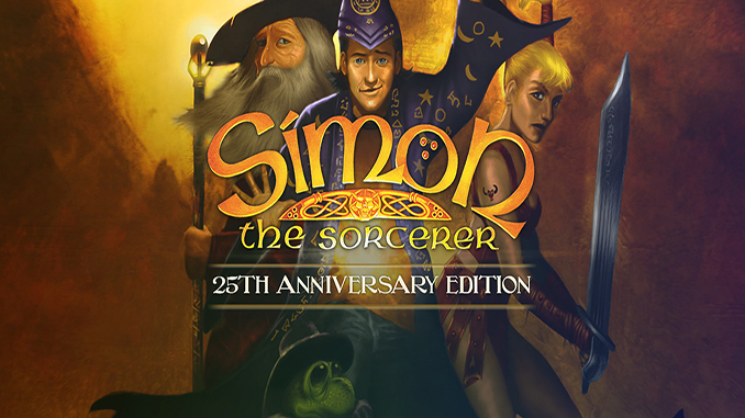 Simon the Sorcerer: 25th Anniversary Edition