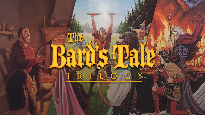 The Bard's Tale Trilogy