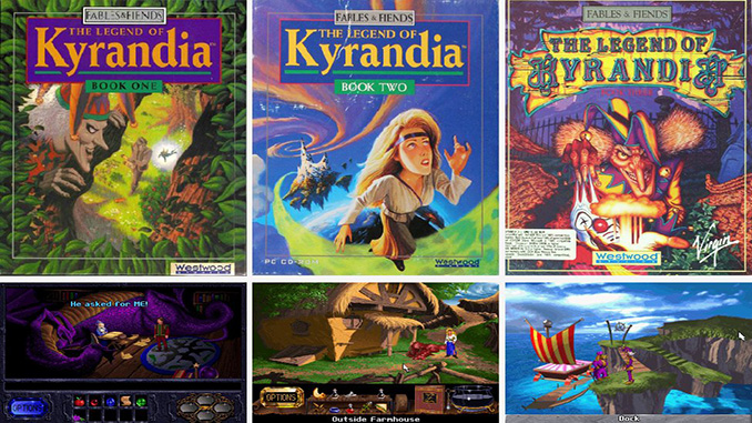 The Legend of Kyrandia (Complete Series)
