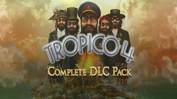 Tropico 4 + Complete DLC Pack