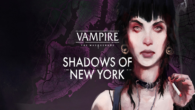 Vampire The Masquerade - Shadows of New York