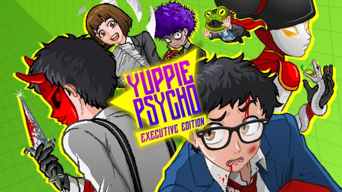 Yuppie Psycho: Executive Edition