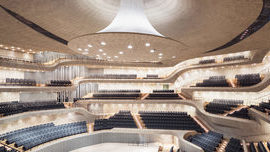 The Stunning Elbphilharmonie Is What Happens When Algorithms Design a Concert Hall | WIRED