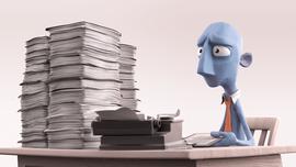 Pixar-esque Short Shows How Society Saps Your Creativity
