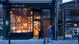 In Search of… The Best Design Bookstores