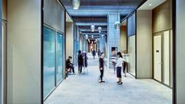 Uniqlo Is Rethinking Japanese Work Culture–Through Office Design
