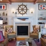 Nautical Themed Living Room Nautical Decor Living Room Ideas