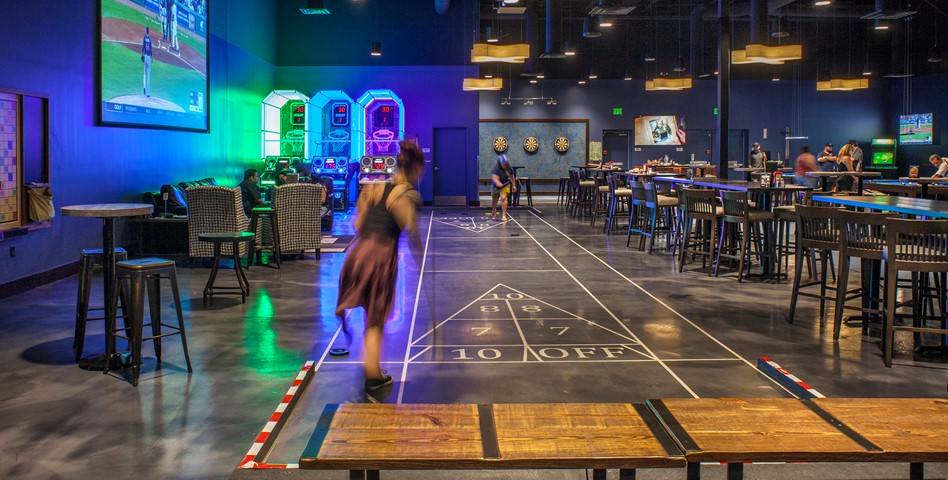 Sports Bar At Big Als Silicon Valley Sports Bar In Milpitas CA