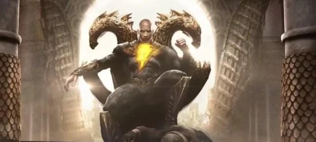 Black Adam   The Rock revela os membros da Sociedade da Justiça ...