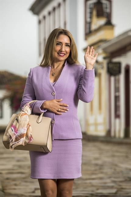 Espelho da Vida - Neusa (Flavia Garrafa) - João Miguel Júnior TV Globo