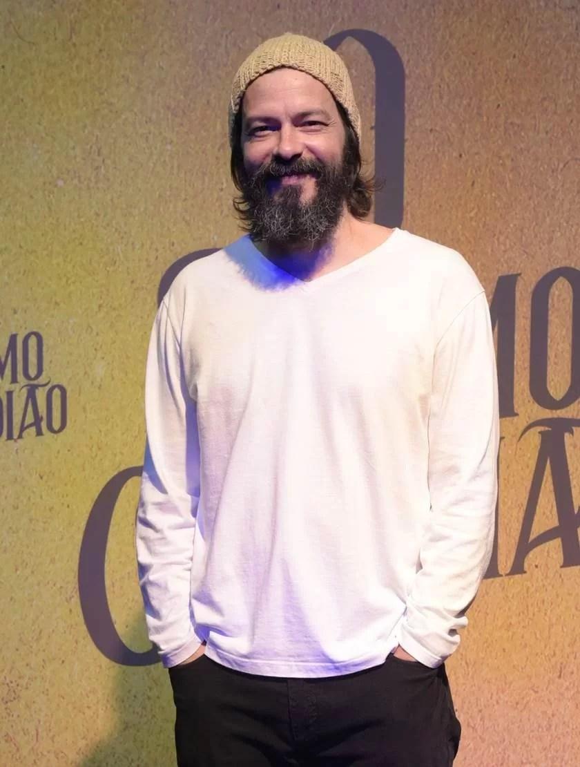 O Sétimo Guardião - Robério (Heitor Martinez) - Cesar Alves TV Globo