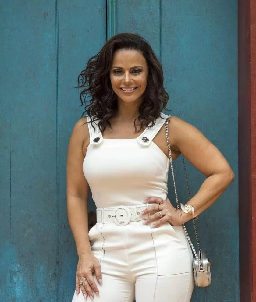 O Sétimo Guardião - Neide (Viviane Araújo) - Estevam Avellar TV Globo