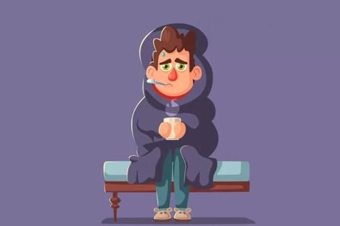curar resfriado mais rapido