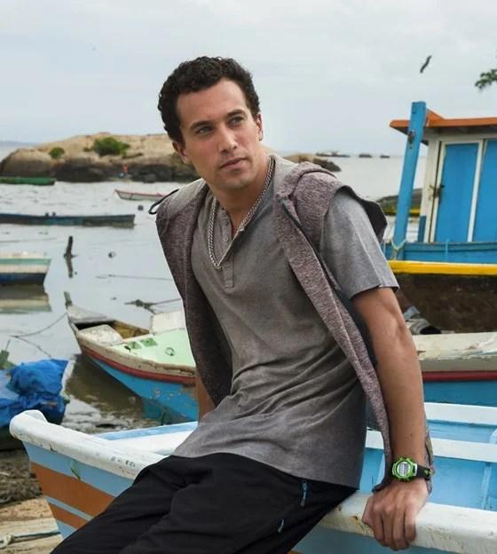 Verão 90 - Magaiver (Ricardo Vianna) - Cesar Alves TV Globo