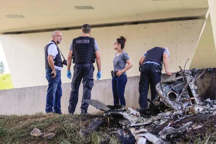 Jornalista Ricardo Boechat morre em queda de helicÛptero