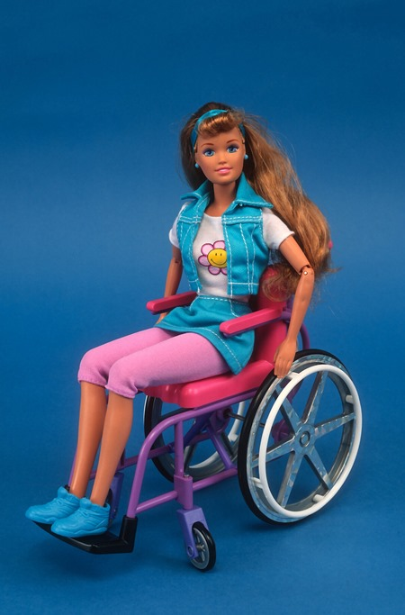 Physically Challenged Barbie