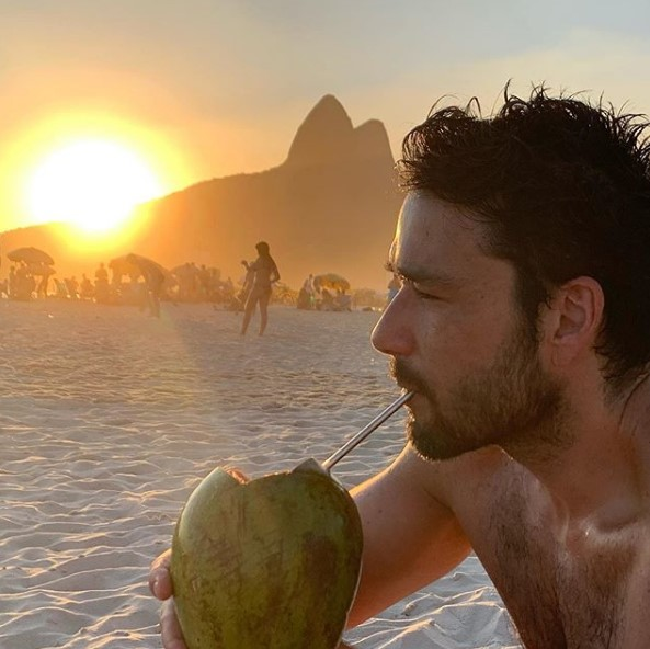 Sergio Marone praia