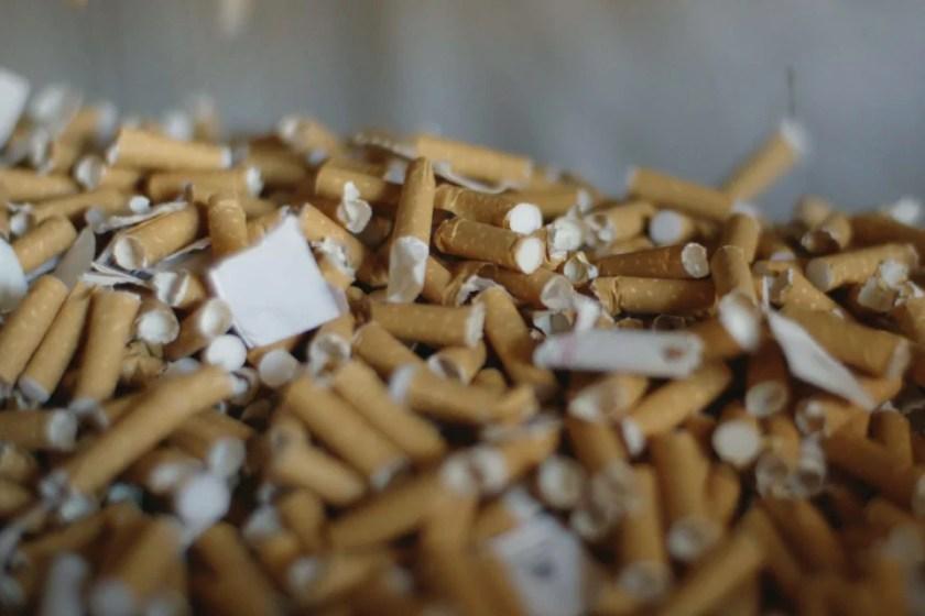 documentary cigarette of crime