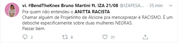 Anitta é acusada de racismo4