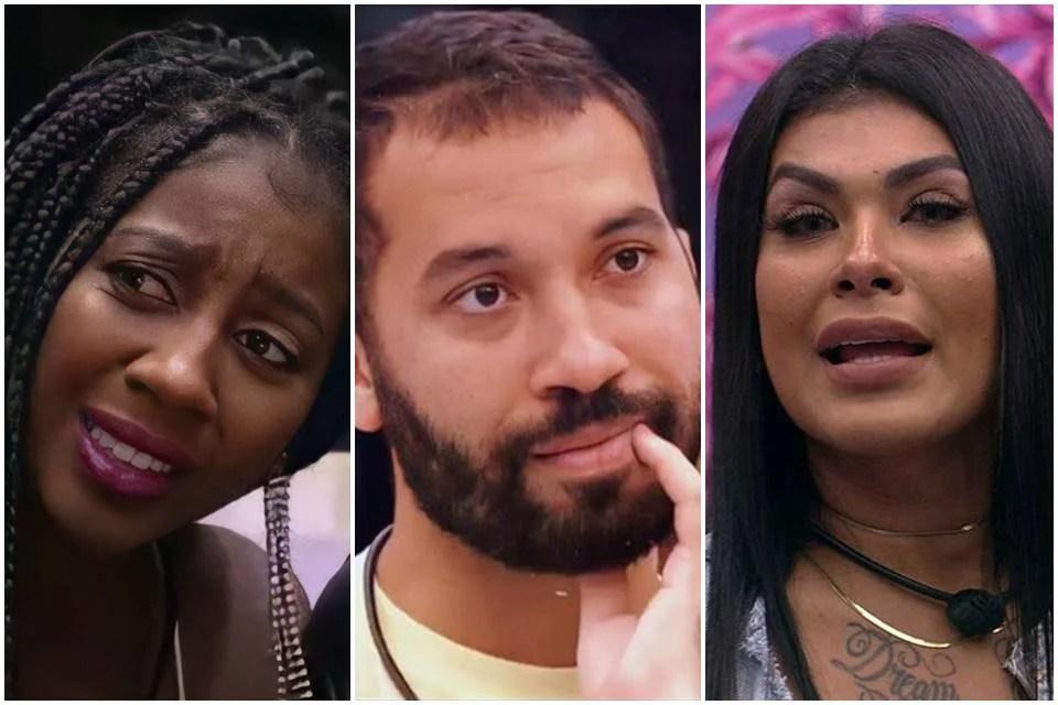 BBB21: enquete mostra quem sai do reality entre Camilla, Gil e Pocah
