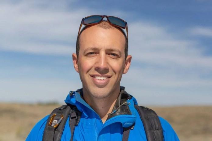 Andy Boyce do Smithsonian Migratory Bird Center