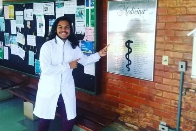 estudante de medicina unb instagram