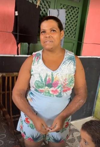 Carlinhos ação solidaria